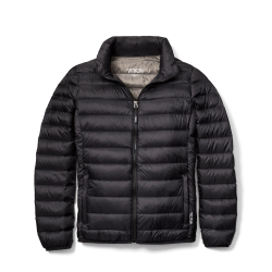 Tumi Clairmont Packable Travel Puffer Jacket Accessories