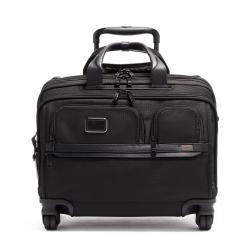 Deluxe 4 Wheel Laptop Case Brief