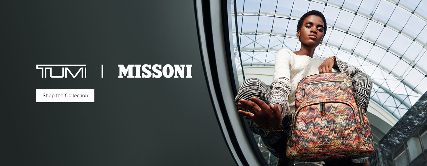 TUMI | MISSONI
